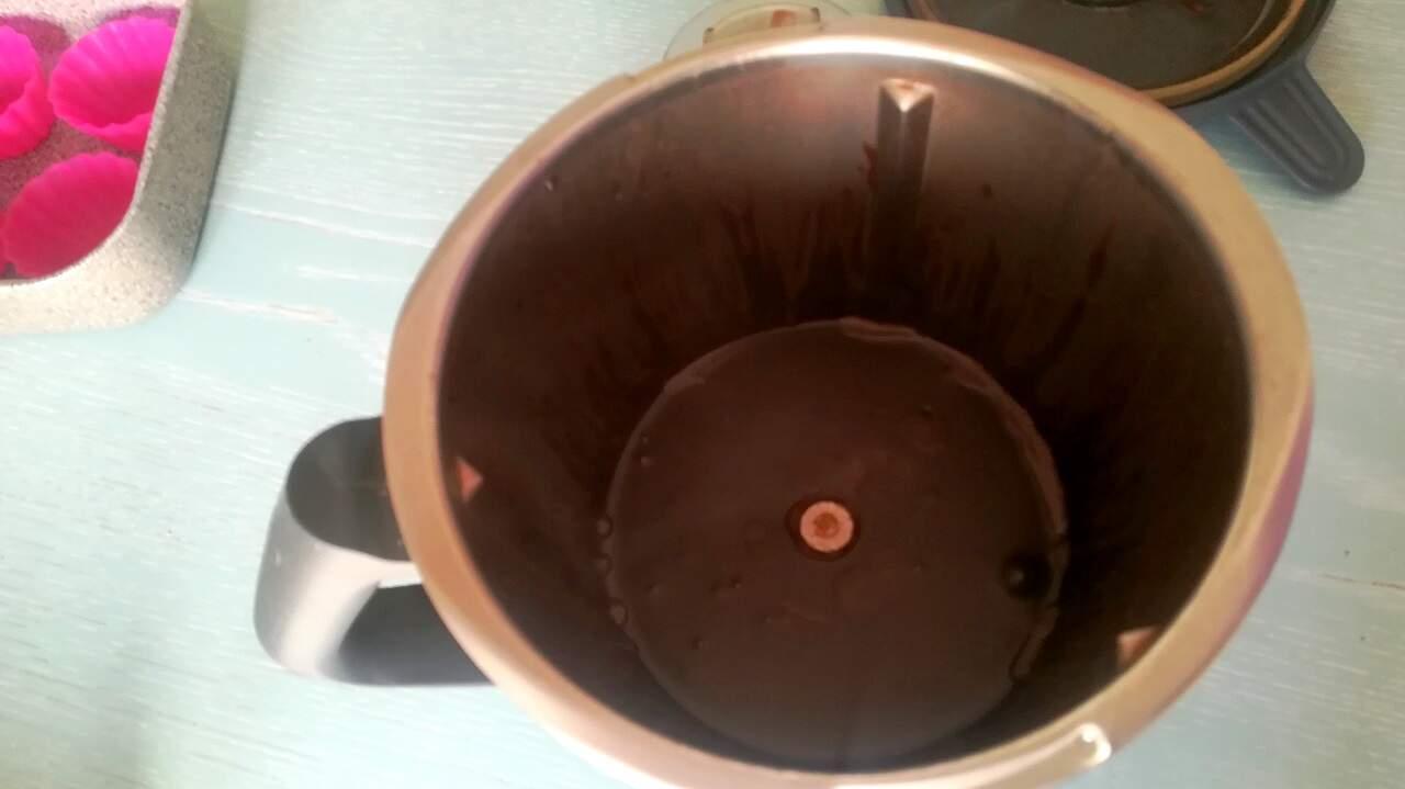 Budino al cioccolato Bimby 1