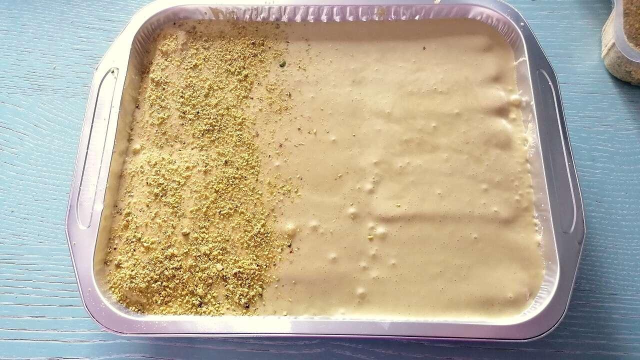 Pistacchiomisù, il tiramisù al pistacchio e baileys 6
