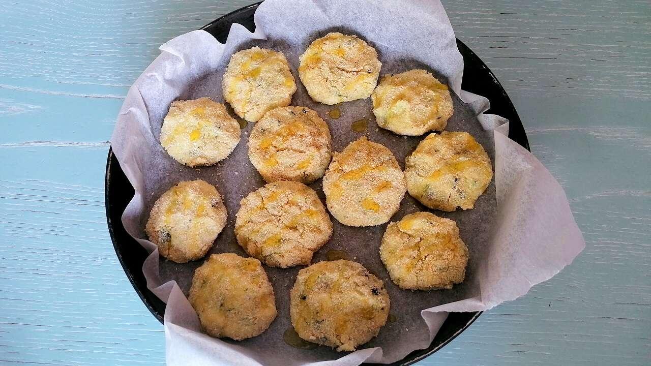 Crocchette di patate e zucchine 4