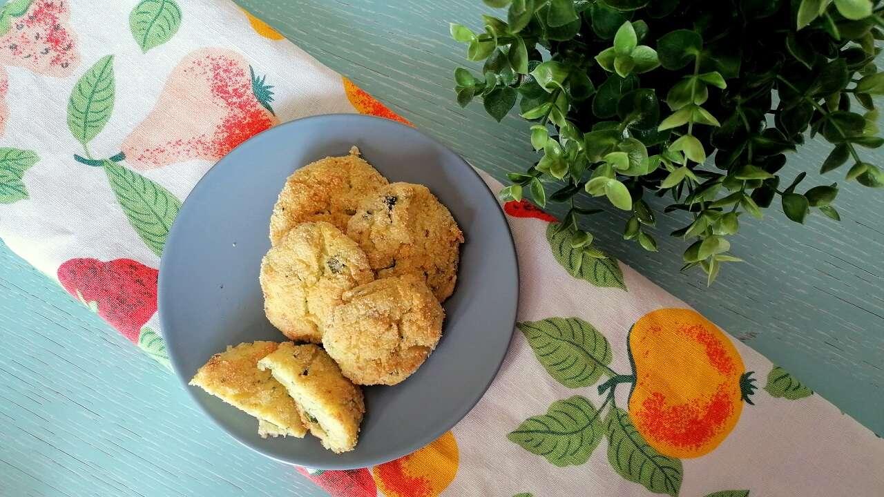 Crocchette di patate e zucchine 5