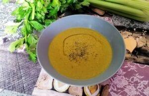 Zuppa detox di broccoli