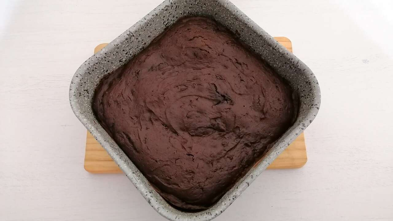Brownies allo yogurt greco 3
