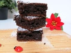 Brownies allo yogurt greco