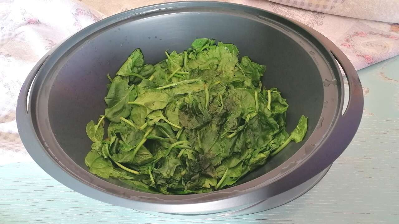 Spinaci al Varoma 1