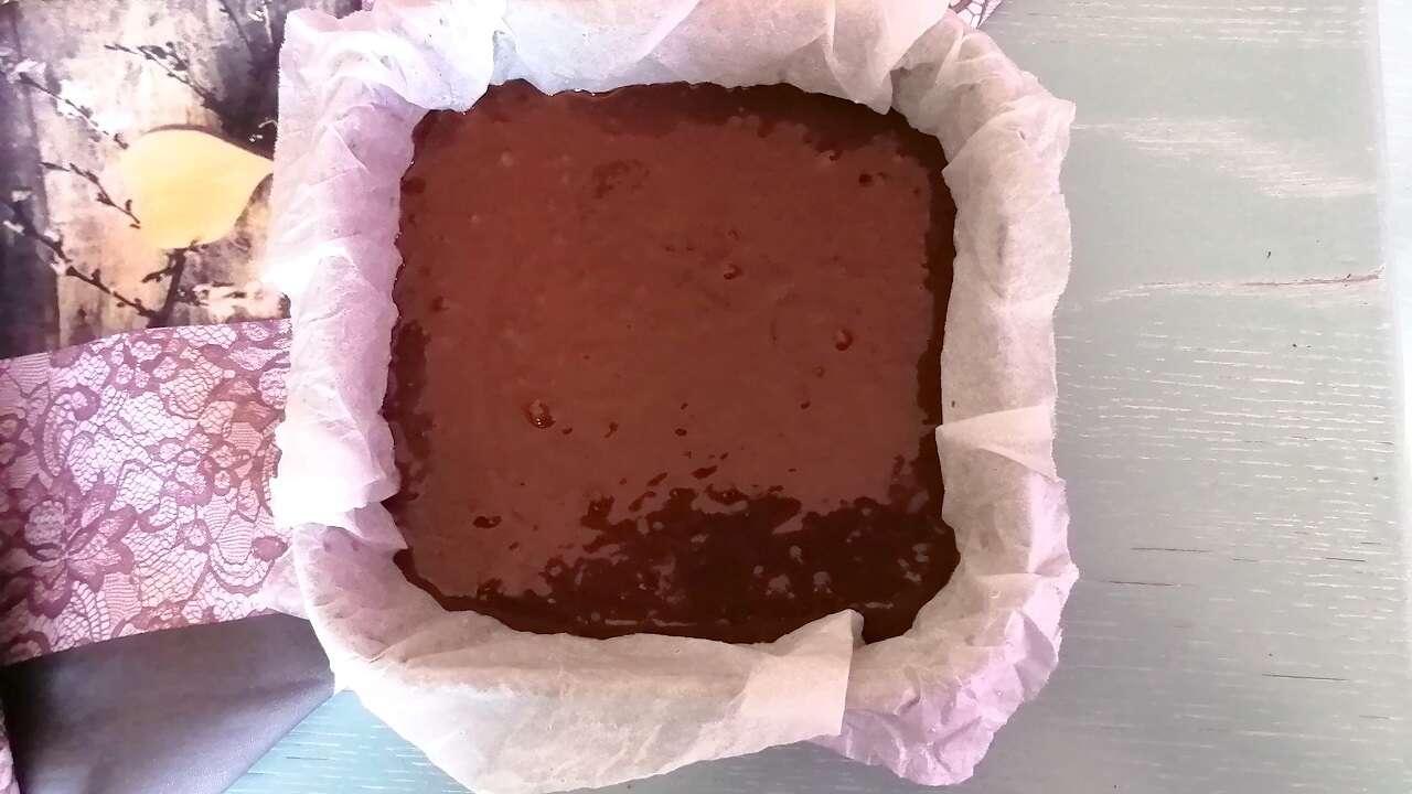 Torta cremosa bicolore 1