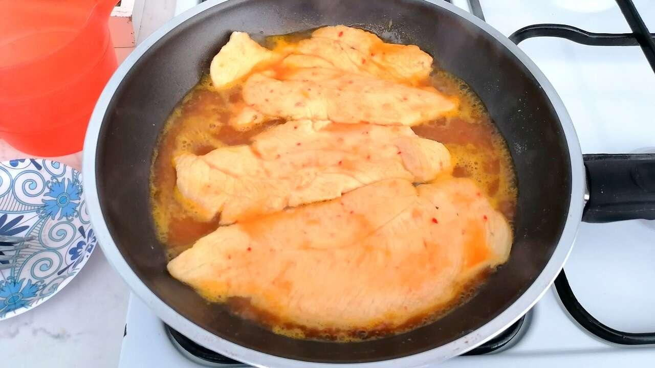 Scaloppine di pollo 2