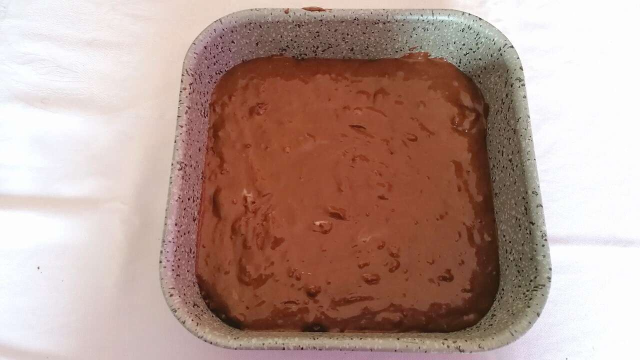 Brownies allo yogurt 2