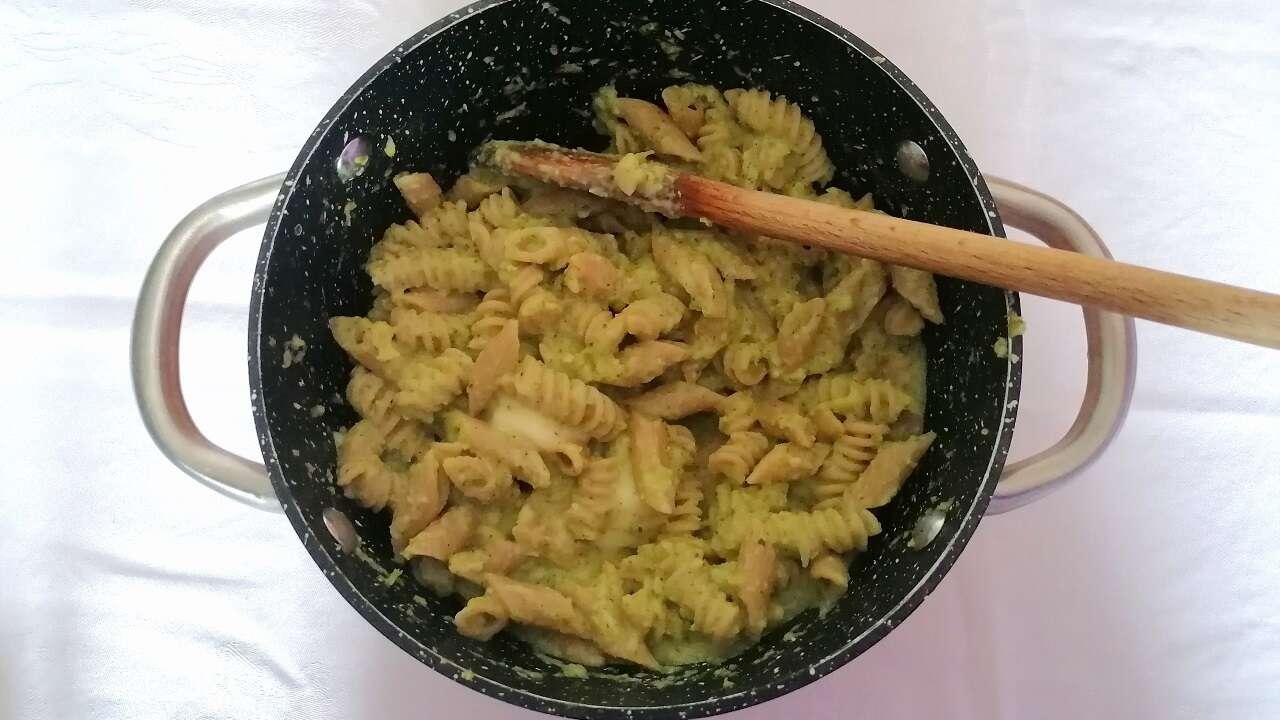 Pasta con broccoli 3
