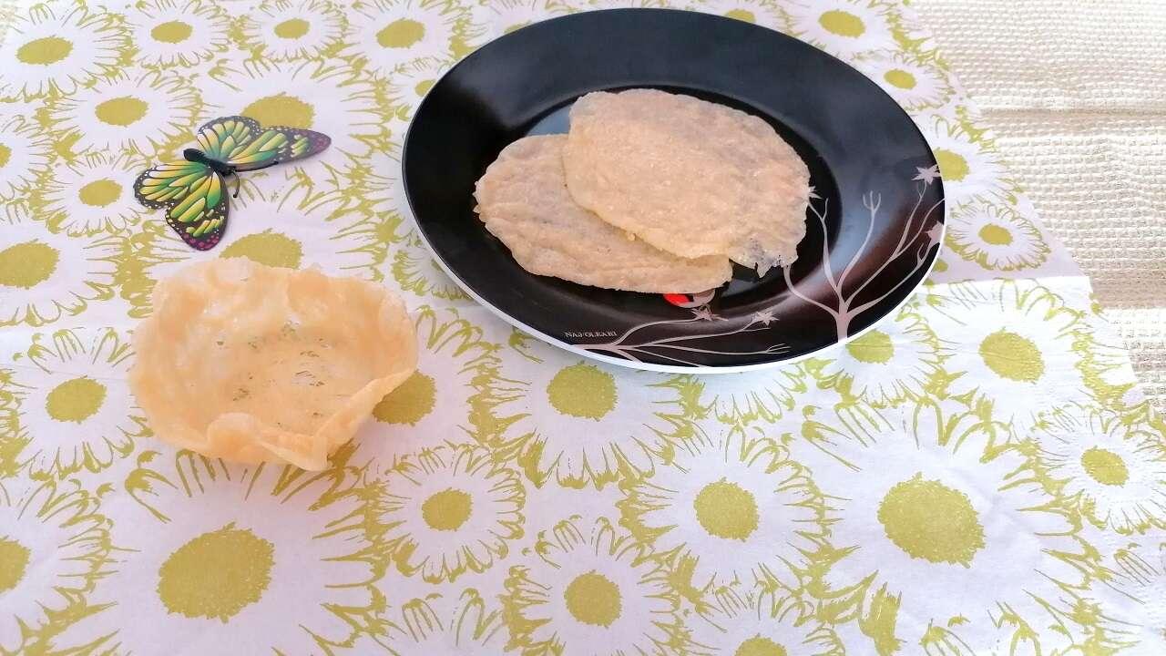 Cialde di parmigiano 4