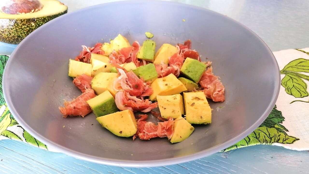 Insalata di avocado 3