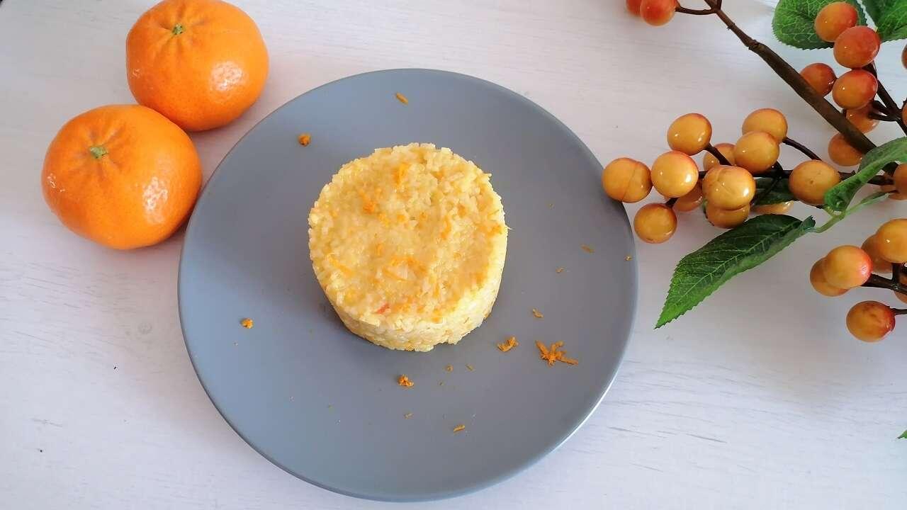 Risotto al mandarino 3