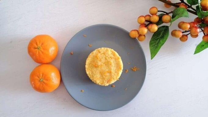 Risotto al mandarino