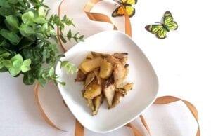 Carciofi e patate in padella